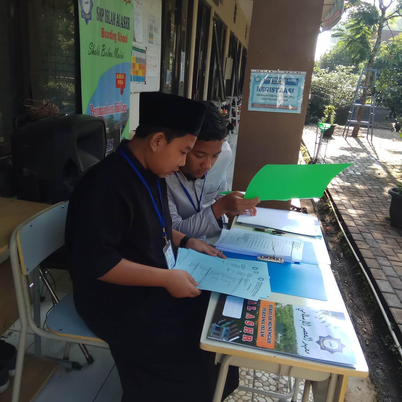 Info Tes PSB SMP Islam Al-Ashr Gelombang 2